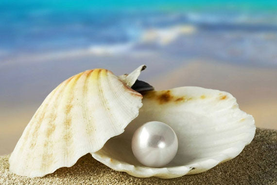 Amazing types of pearls