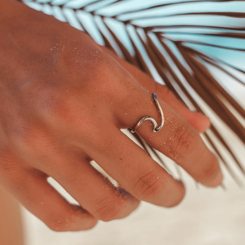 Wave ring, the perfect Scuba Diver gift