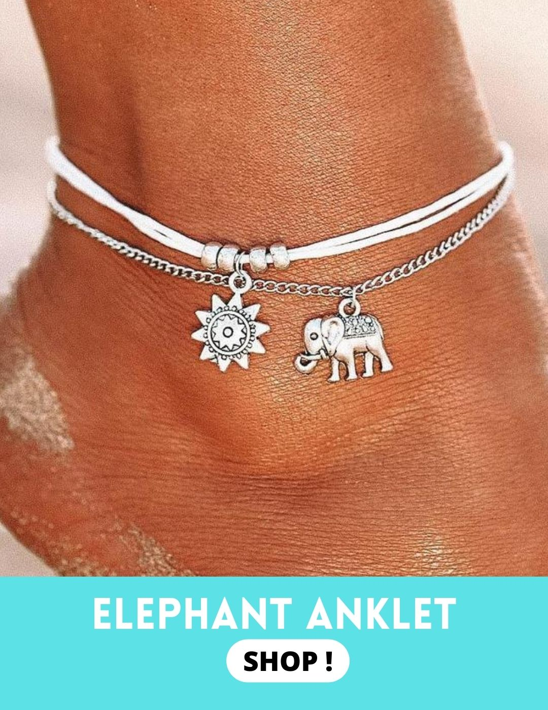Meaning behind elephant anklets