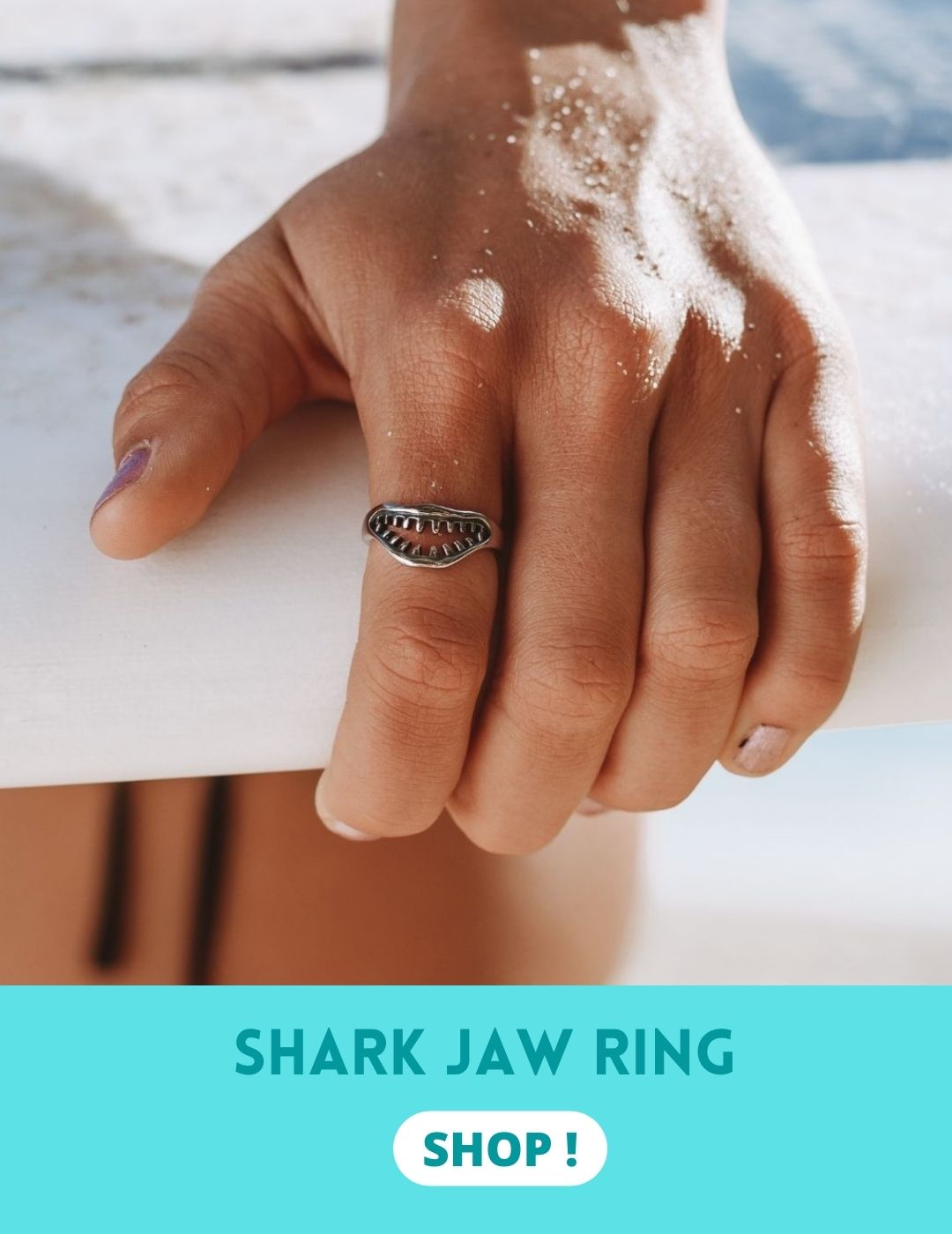 Shark ring meaning