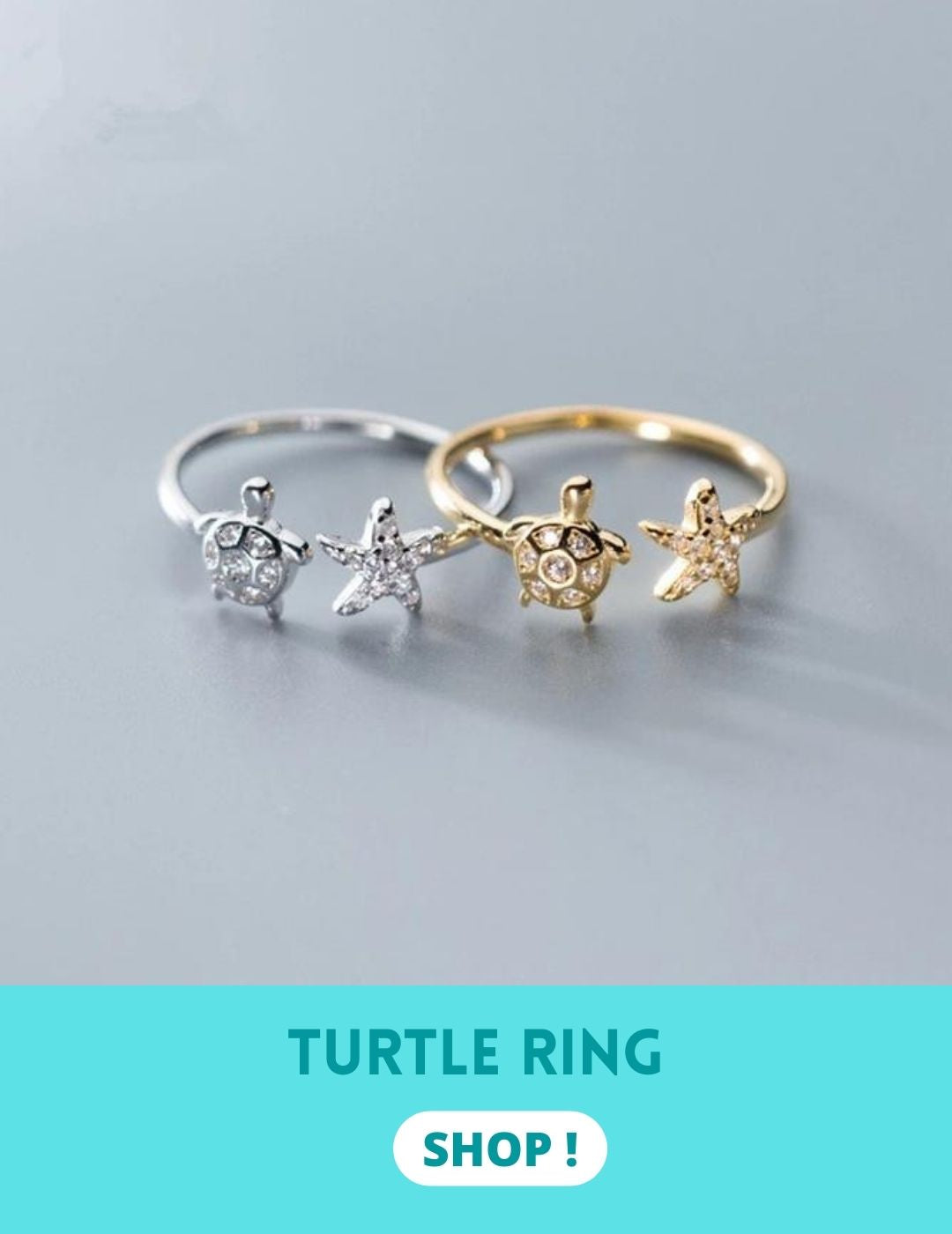 Turtle ring meaning