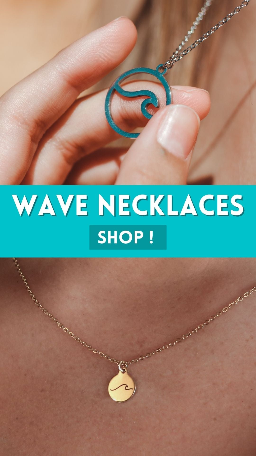 Wave necklace meaning