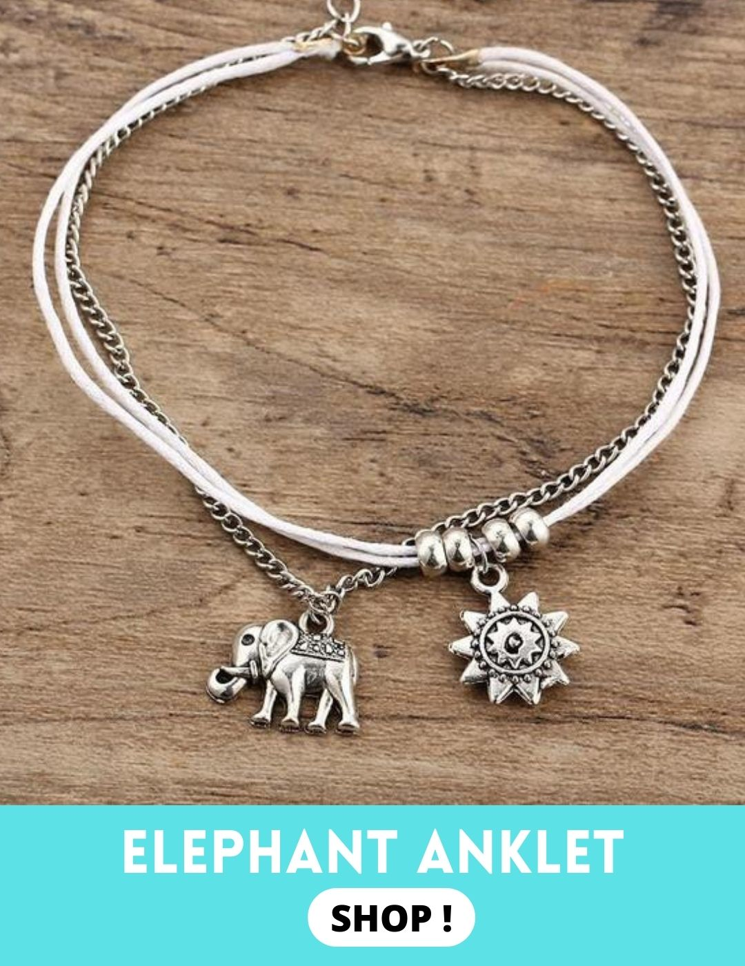 Interesting meaning of elephant anklet