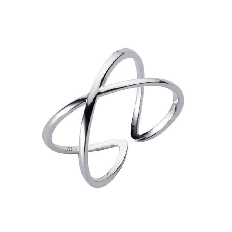 """Santorini"" Cross Ring-Atolea Jewelry"