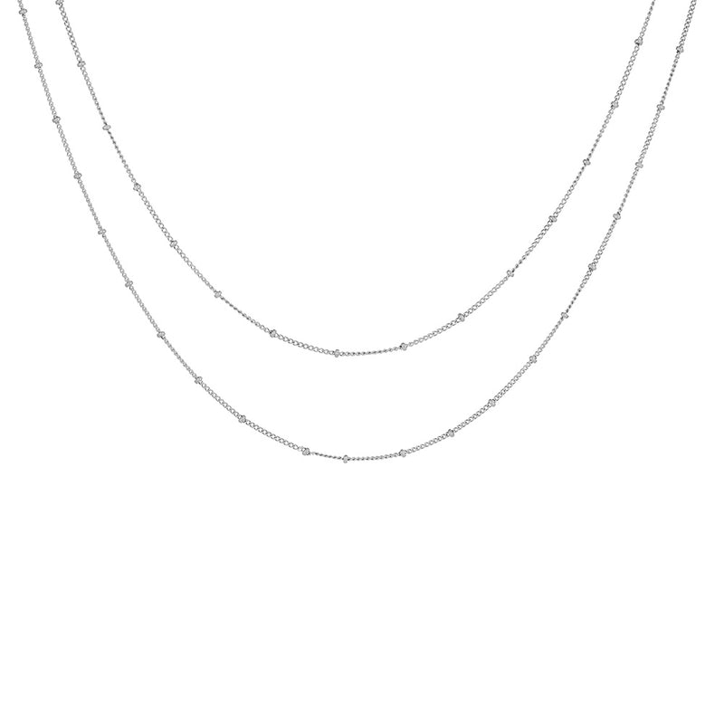 """Ornos"" Layered Choker Necklace"