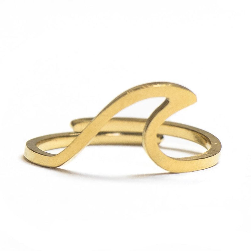 Wave Ring-Atolea Jewelry