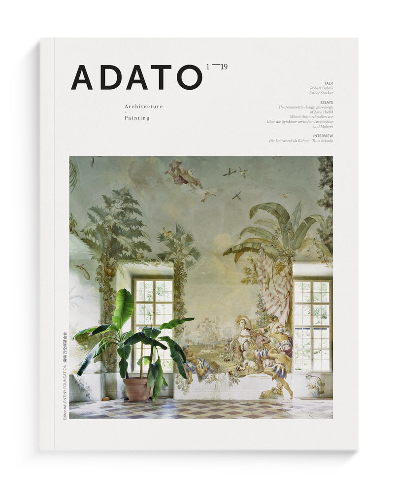 ADATO #1_2019 Architecture and Painting