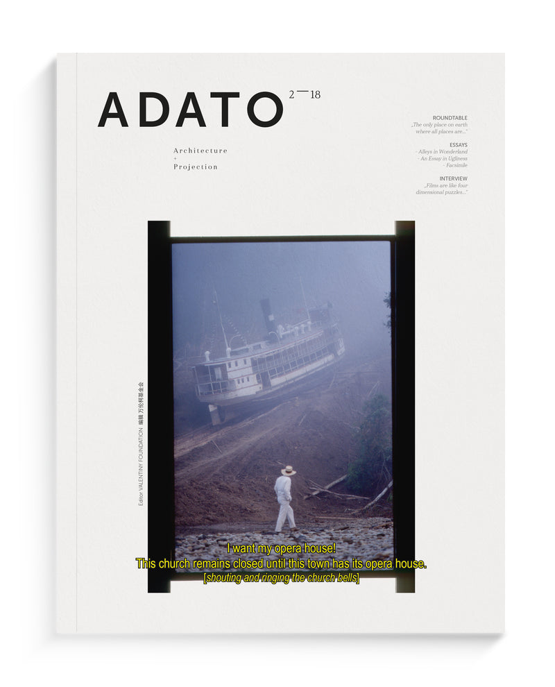 ADATO #2_2018 Architecture and Projection