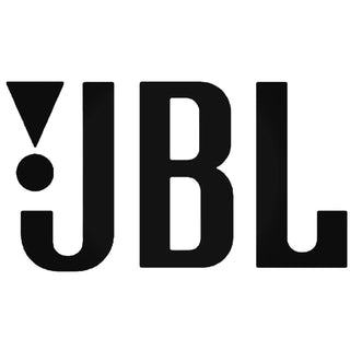 JBL custom logo speakers
