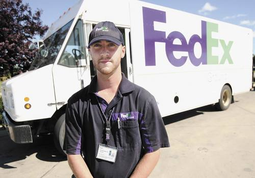 Fed Ex Truck Driver