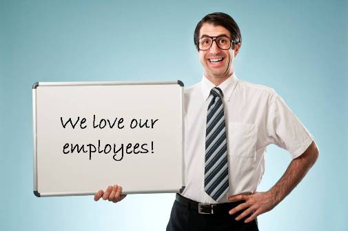 We Appreciate Our Employees