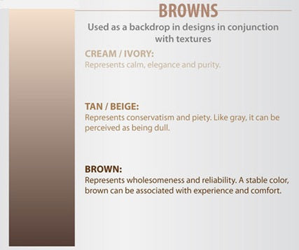 The Science of Colors: Brown