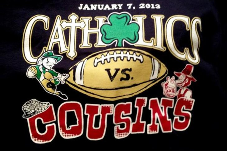 Catholics vs Cousins