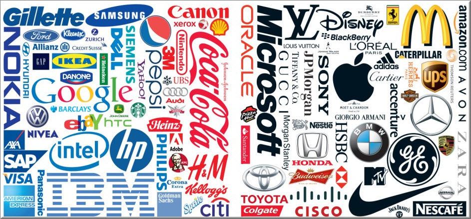 Advertising by Promoting Company Logos