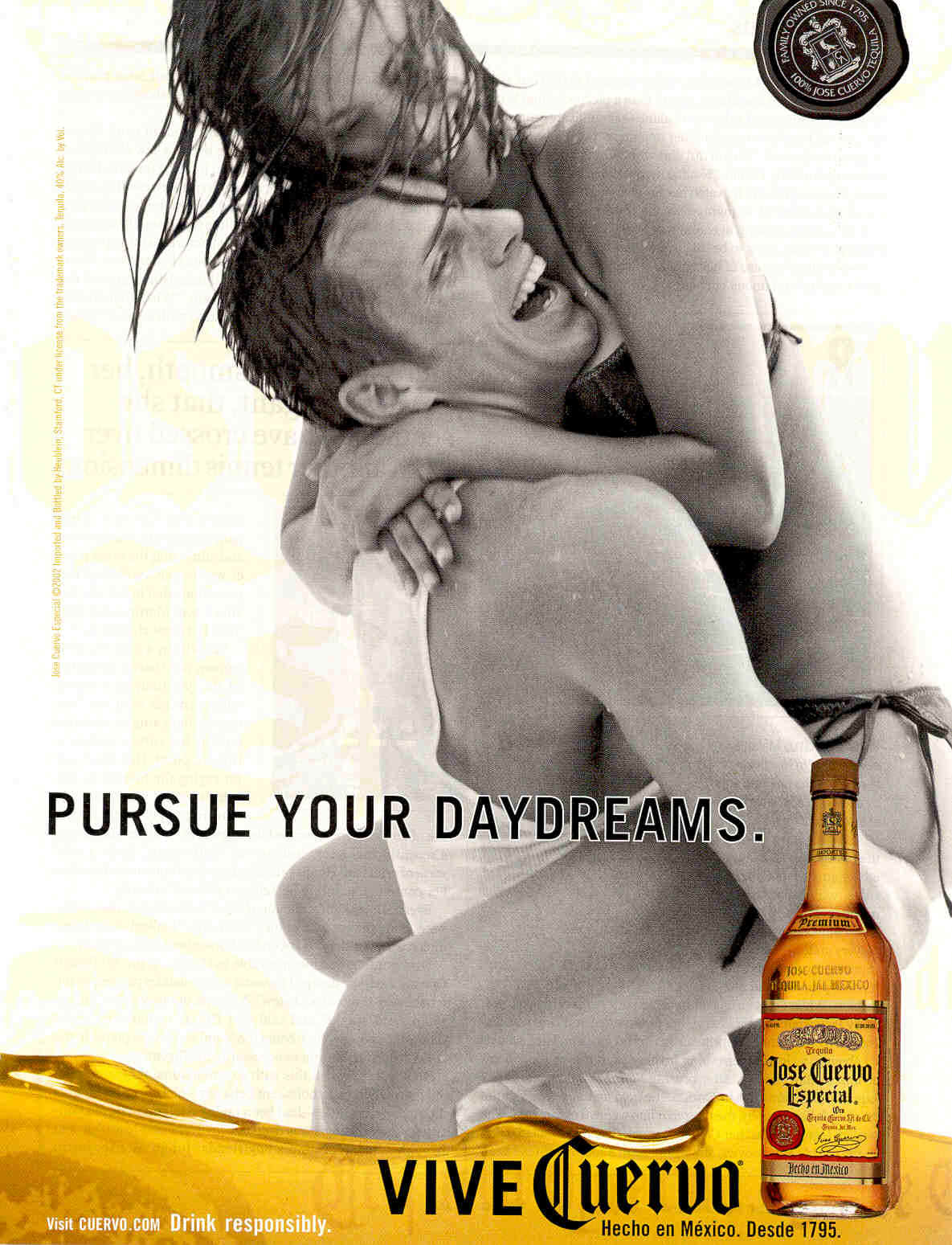 Affective Conditioning Alcohol Ad