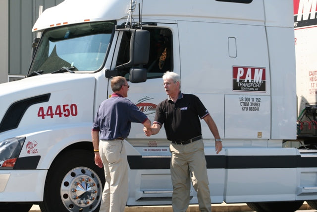 Truckers and B2B Partnerships