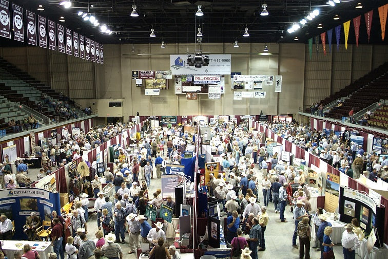 Crowded Trade Show