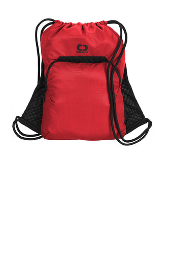 ogio boundary cinch pack 92000 ripped red