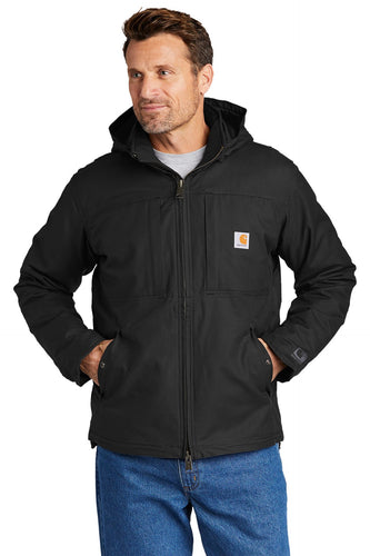 Carhartt Full Swing Cryder Jacket CT102207 Black