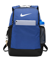 nike brasilia backpack ba5954 game royal