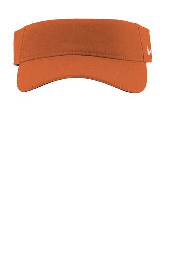 nike dry visor av9754 desert orange