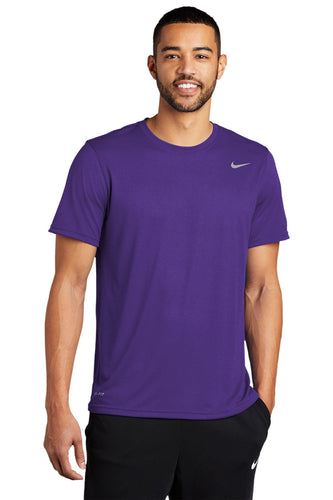 nike legend tee 727982 court purple