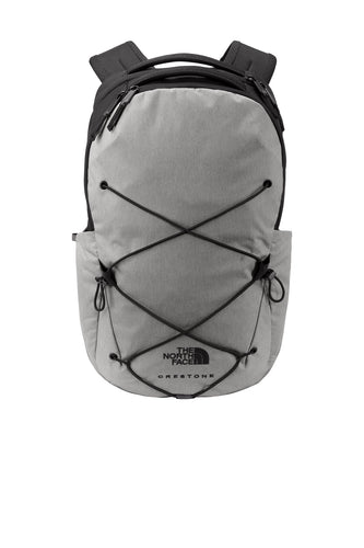 The North Face Mid Grey Dark Heather/ TNF Black NF0A52S8 The-North-Face-Crestone-Backpack-NF0A52S8-Mid-Grey-Dark-Heather-TNF-Black