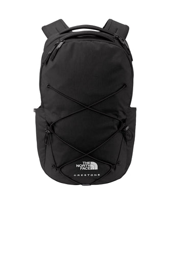 The North Face TNF Black NF0A52S8 The-North-Face-Crestone-Backpack-NF0A52S8-TNF-Black