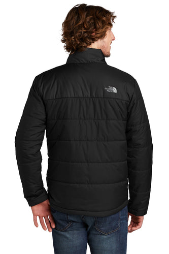 The North Face TNF Black NF0A529K company logo jackets