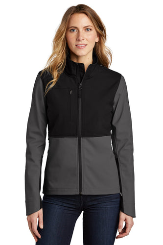 The North Face Asphalt Grey NF0A5541 embroidered jacket custom