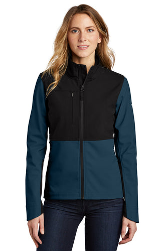 The North Face Blue Wing NF0A5541 promotional jackets company logo