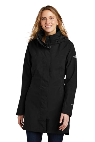 The North Face TNF Black NF0A529O custom jackets with logo