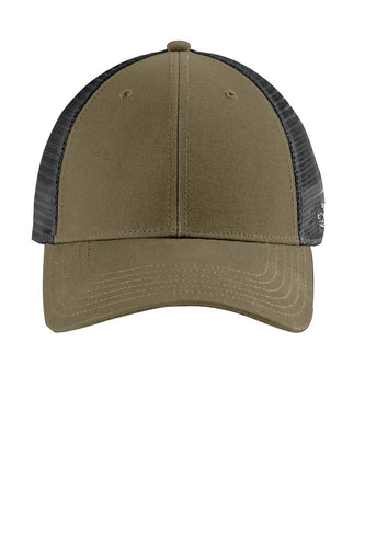 The North Face Burnt Olive Green/ Asphalt Grey NF0A4VUA The-North-Face-Ultimate-Trucker-Cap-NF0A4VUA-Burnt-Olive-Green-Asphalt-Grey