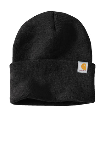 Carhartt Watch Cap 20 CT104597 Black