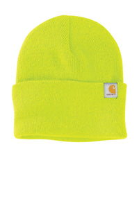 Carhartt Watch Cap 20 CT104597 Bright Lime