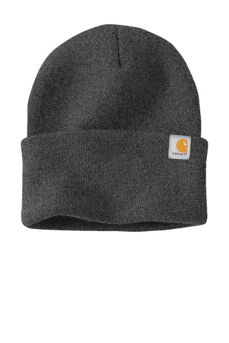 Carhartt Watch Cap 20 CT104597 Coal Heather
