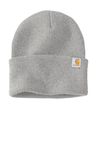 Carhartt Watch Cap 20 CT104597 Heather Grey