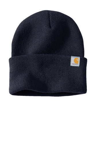 Carhartt Watch Cap 20 CT104597 Navy