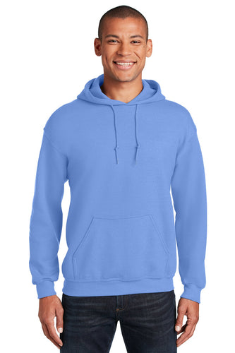 Gildan Carolina Blue 18500 business sweatshirts with logo