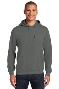 Gildan Charcoal 18500 business sweatshirts with logo