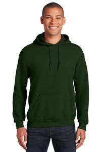 Gildan Forest 18500 sweatshirts with logos