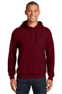 Gildan Garnet 18500 custom embroidery sweatshirts