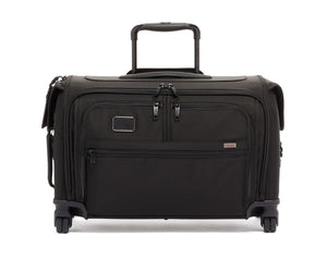 Tumi Garment 4 Wheeled Carry On 1171501041 Black