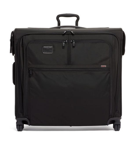 Tumi Extended Trip 4 Wheeled Garment Bag 1171521041 Black