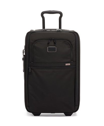 Tumi International Expandable 2 Wheeled Carry On 1171531041 Black