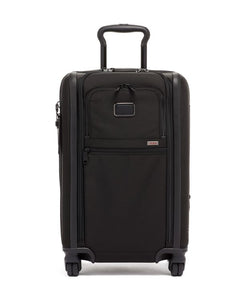 Tumi International Expandable 4 Wheeled Carry On 1171541041 Black