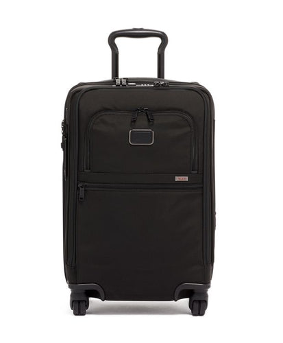 International Office 4 Wheeled Carry On 1171551041 Black