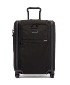 Tumi Continental Expandable 4 Wheeled Carry On 1171621041 Black