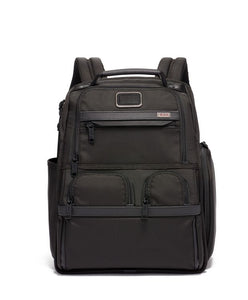 Tumi Compact Laptop Brief Pack 1172971041 Black