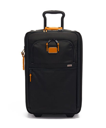 Tumi International Expandable 2 Wheeled Carry On 1227421847 Tan